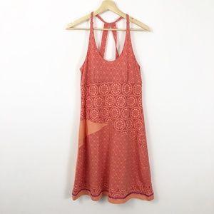 Prana Active Yoga Bra Top Midi Dress, Size Small
